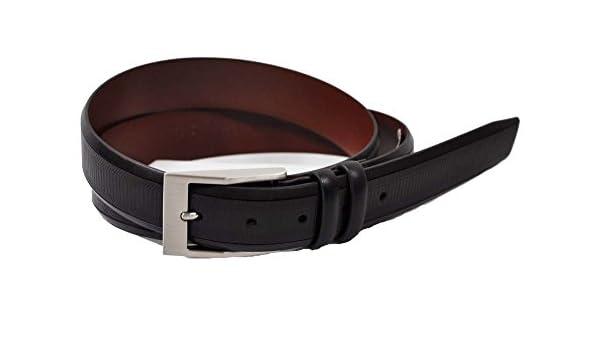Torino Leather Co. Men's Aniline Kipskin Shoulders 42 Belt