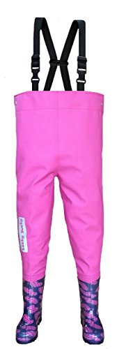 Harness Pro Ducky Verstellbare Modelle Taille Lucky Separator Kinder 9 Kinderwathose Hearts Pink Matschhose Pro Wathose 6qgvC