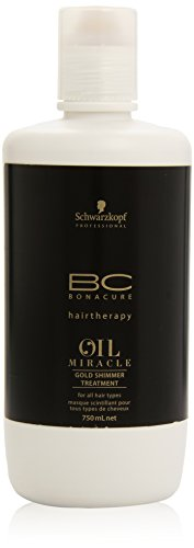 Schwarzkopf - Bonacure Masque Scintillant Oil Miracle 750 Ml