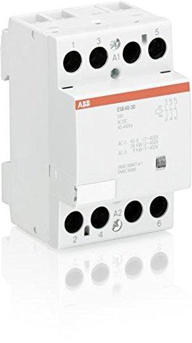 Abb-entrelec esb40-20 - Contactor esb 40-20 230v 2na