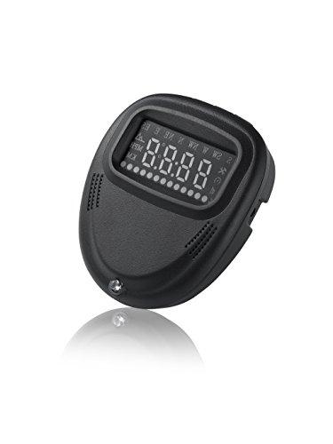 Universal LED A1 Auto HUD Head UP Display Obd2 Schnittstelle GPS Inneren Funktionieren