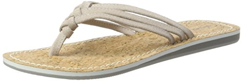 O'Neill - Stylie Cork Suede, Infradito Donna Rosa (Pastel Pink)