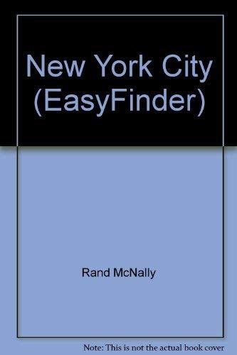 Rand McNally Easy Finder: New York City Map -
