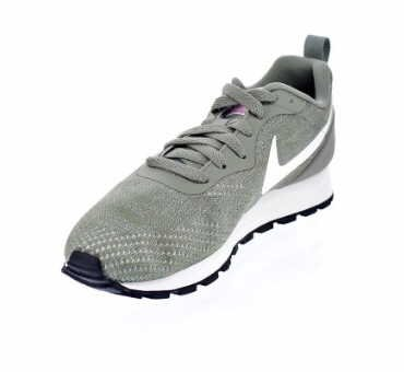 Nike Damen Mid Runner 2 Eng Sneaker, Grau (Dark Stucco/Sail-Hypr 002), 38 EU