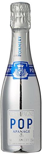 Champagne Pommery Silver Pop Apanage Piccolo (1 x 0.2 l)