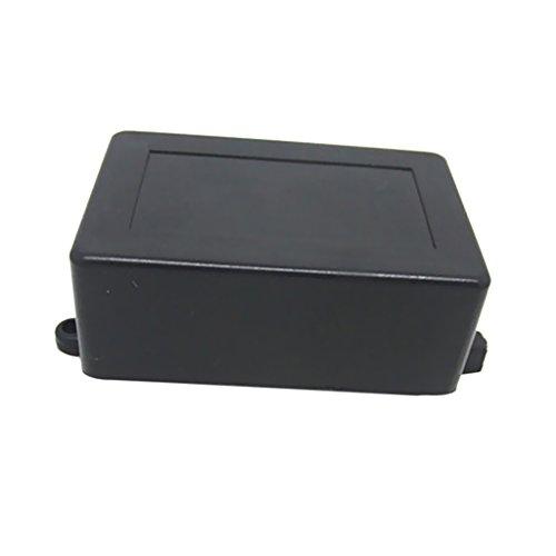 MagiDeal Abdominales Caja de Plástico Caja de Pequeños Proyectos para Circuitos Electrónicos - 70x45x30mm