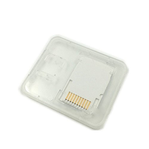 Leoie V5.0 SD2VITA PSVSD Pro Adapter Durable Fit for PS Vita 3.60 Micro SD Memory Card