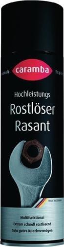 Preisvergleich Produktbild Caramba Profi Hochleistungs Rostlöser RASANT 500 ml Rostentferner (6007081)