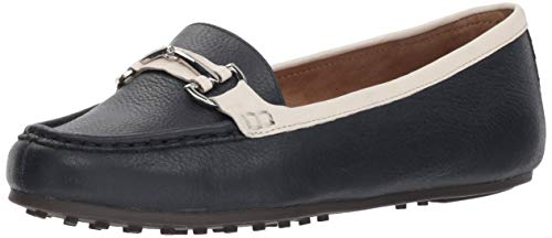 Aerosoles Women's Drive Along Navy Combo 5.5 B US (Aerosoles Navy Damen Schuhe)