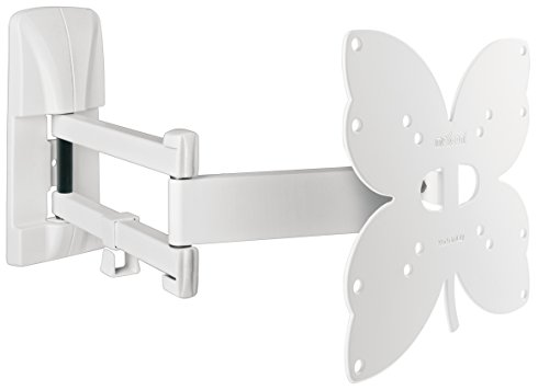 Meliconi Slimstyle 200 SDR Support Mural Blanc