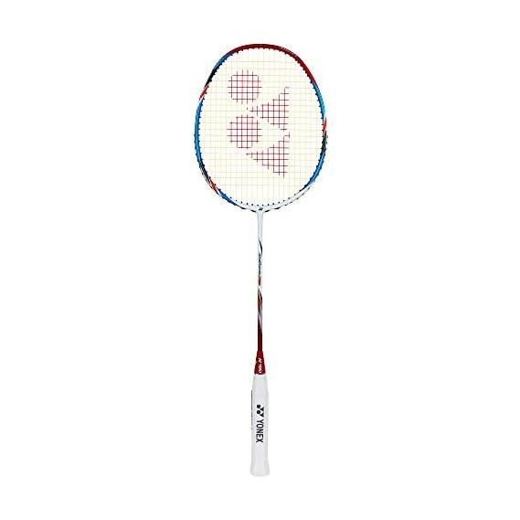 Yonex Arcsaber FD Badminton Racquet (White/Red)