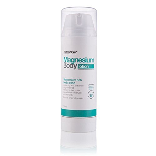 Better You Magnesium Body Lotion 150ml (3 pack)