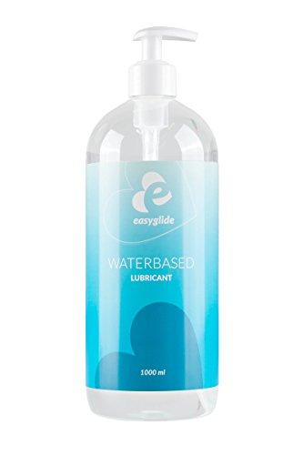 EasyGlide Gleitgel auf Wasserbasis | Leichtes, seidiges Gleitmittel für gefühlechtes Empfinden (1000 ML)