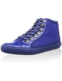 Love Moschino Zapatillas abotinadas  Azul Eléctrico EU 38