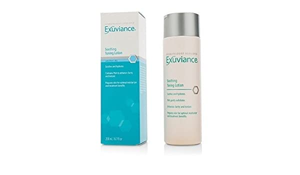 exuviance soothing toning lotion reviews