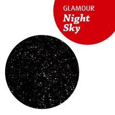 Night Sky Glamour Gel colorato 5ml No. 97 argento