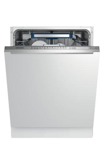 GRUNDIG gnv41922autonome 13places A + + Spülmaschine-Geschirrspülmaschinen (autonome, weiß, Full Size (60cm), Edelstahl, LCD, Verkehr turbothermic)