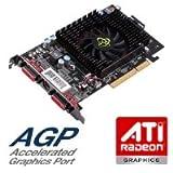XFX Radeon HD 4650GDDR2–Graphics Cards (2560x 1600Pixel, 600MHz, GDDR2, 128Bit, 800MHz, AGP 8x)