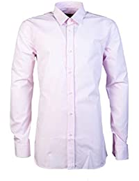 BOSS Hugo Camisa Formal - Clásico - Manga Larga - para Hombre 102d5c4bb62
