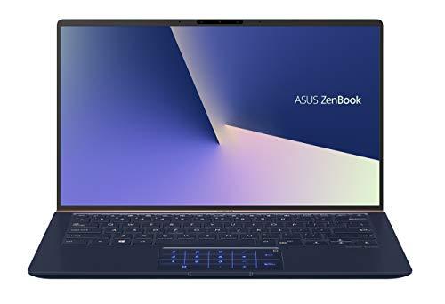 ASUS ZenBook UX433FN-A5021T notebook/portatile Blu Computer portatile 35,6 cm (14') 1920 x 1080 Pixel 1,8 GHz Intel CoreTM i7 di ottava generazione i7-8565U