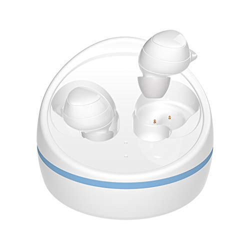 Ladekoffer Ersatz Ladekoffer Dock Cradle SO-buts für Samsung Galaxy Buds, kabelloser Bluetooth Sport mit Stereo Kopfhörern Kopfhörer Ladegerät (Weiß) Buds Stereo