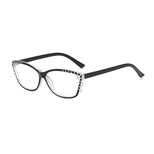 Huicai Retro lesen Brille Federscharnier Brille Männer Frauen Brillenzum lesen