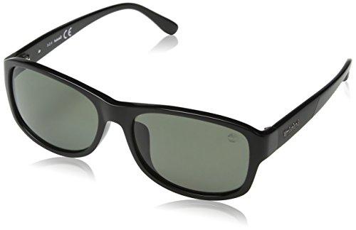Timberland sonnenbrille tb9062-f 5901d occhiali da sole, nero (schwarz), 59 uomo