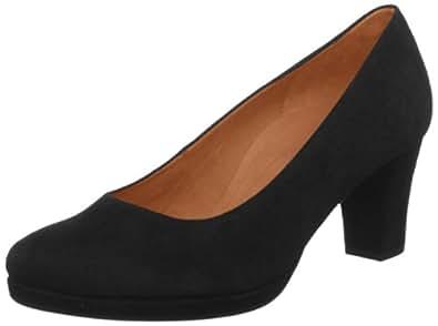 Gabor Shoes 92.190.47 Damen Pumps, Schwarz (schwarz), 42.5 EU (8.5 Damen UK)
