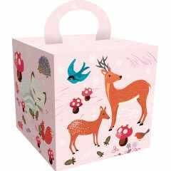 Christmas Woodland Animals 3scatole regalo