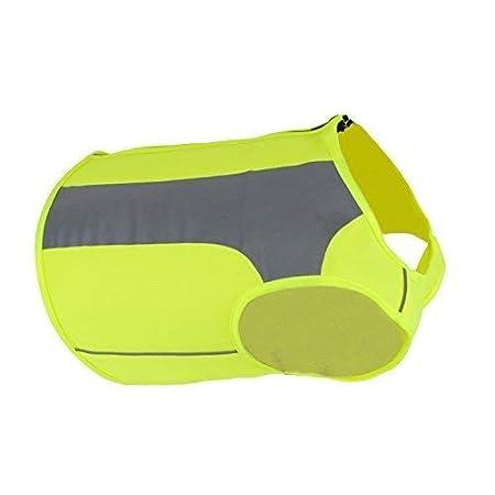 See Spot Trot Sicherheitsweste für Hunde, reflektierend, reflektierend, schützt Hunde beim Spazierengehen oder auf der Jagd.