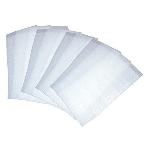 Toyvian 250 Stücke Kissen Schaum Wrap Sheets Schalen Vasen Gläser Platten Zerbrechliche Artikel Schutz Verpackung Liefert