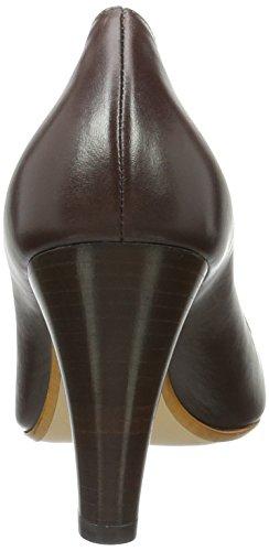 Evita Shoes - Maria, Chaussures Pour Femmes Braun (dunkelbraun 22)