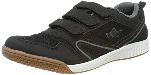 Lico Unisex-Erwachsene Boulder V Multisport Indoor Schuhe, Schwarz (Schwarz/Anthrazit Schwarz/Anthrazit), 41 EU