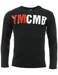 Ymcmb - Tee shirt manches longuesymcmb noir - Xs,s,m,l,xl