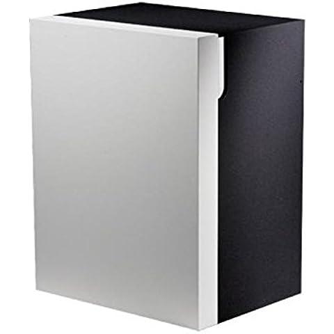 Mueble de baño KEUCO Edition 300 30331 tope izquierdo blanco brillante/chapa de roble 30331219001