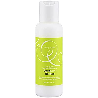DevaCurl No-Poo® Cleanser 3 oz - Read Reviews