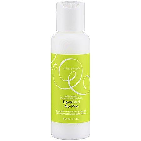DevaCurl No-Poo Cleanser (3 oz)