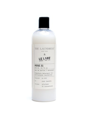 The Laundress und Le Labo Rose 31Waschmittel -