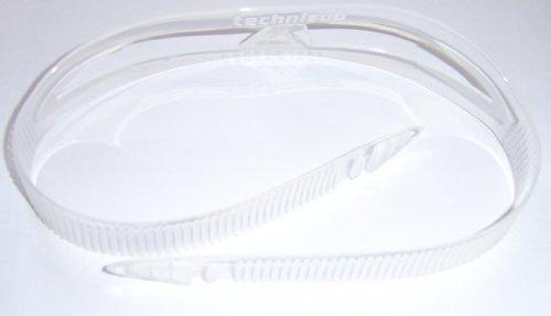 Aqualung - Maskenband Silicon Transparent Schmal