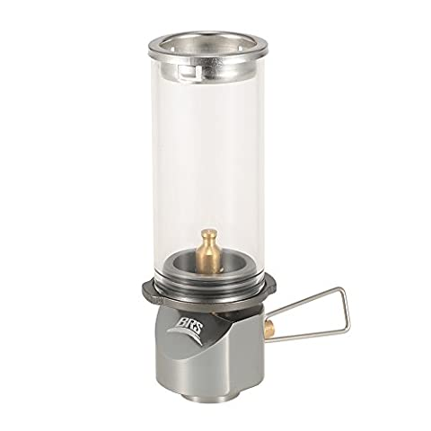 Lixada Camping Lamp Light Butane Gas Light Lantern Outdoor Use Only for Camping Picnic