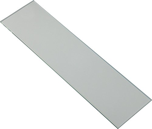 ib style® Glasboden | 8mm |60x30 |Satiniert