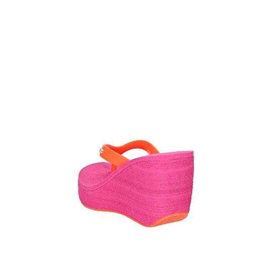 Zaxy 81759 90212 Tongs Femme Orange