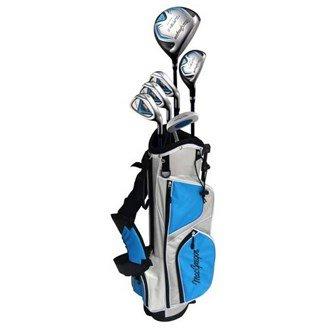 Macgregor Boy's Tourney II Left Hand Golf Set - Blue,