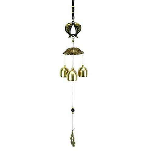 Timesok Mode zu Hause hängende Dekoration Kupferlegierung Windspiele Bastel- & Malmaterialien