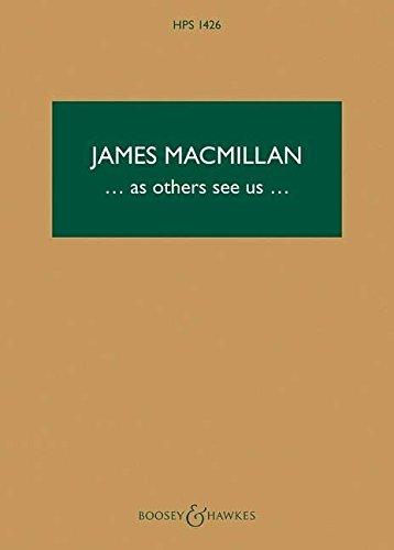 .. as Others See Us ...: Mixed Ensemble (Hawkes Pocket Scores (HPS)) por James Macmillan