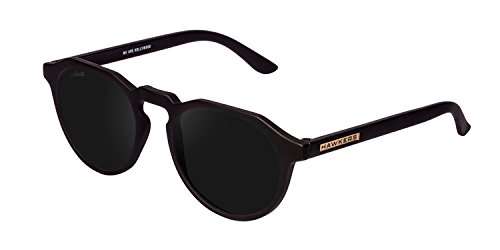 Hawkers carbon black dark warwick, occhiali da sole uomo-donna