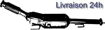 FAP NISSAN JUKE 1.5TD DCI DPF 1461 cc 81 Kw / 110cv K9K 7/10>