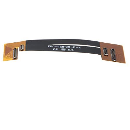 F Fityle LCD-Screen-Test-Kabel Analog-Digital Waandler-Screen-Test-Kabel kompatibel für iPhone 8Plus