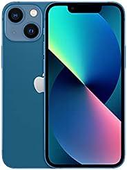 جوال ابل ايفون 13 ميني الجديد مع تطبيق فيس تايم (256 جيجا) - أزرق