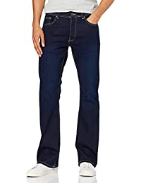 Enzo Men's Bootcut Jeans